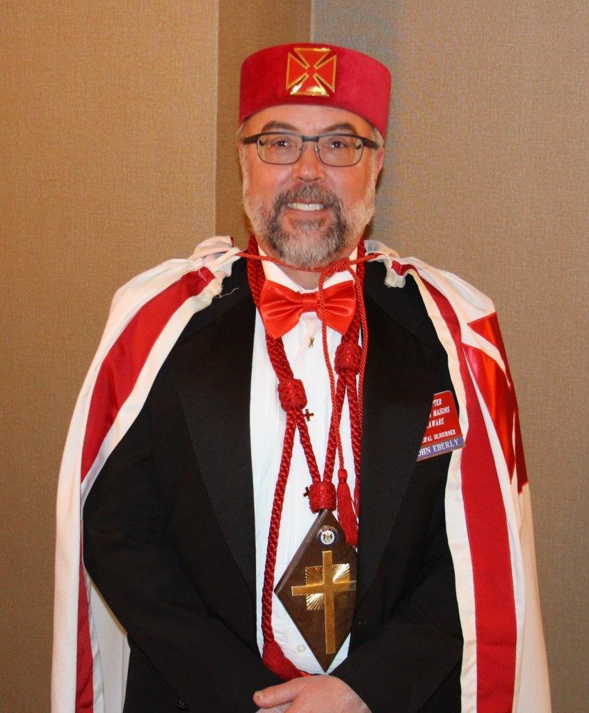 John A. Eberly 2019 Grand Commander